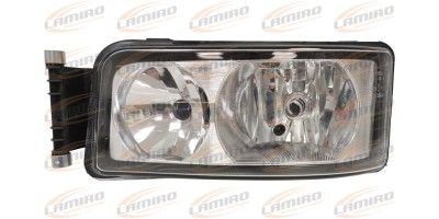 MAN TGL, L2000, MAN-STAR 00R- HEADLAMP LH