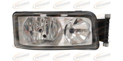 MAN TGL, L2000, MAN-STAR 00R- HEADLAMP RH
