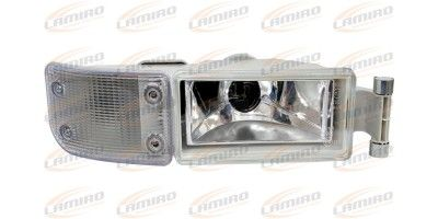MAN TGA,TGL FRONT BLINKER LAMP WHITE WITH FOG LAMP RH