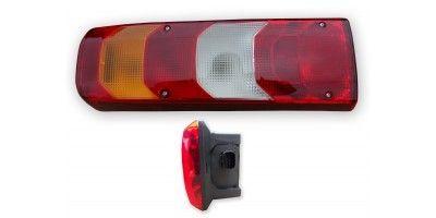 MERC ACTROS MP4 REAR TAIL LAMP LH
