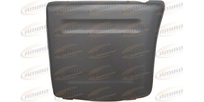 SCANIA P,R 10- EXHAUST COVER STEEL