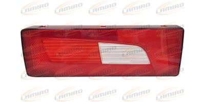 SCANIA 6,7 GLASS TAIL LAMP LH