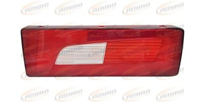 SCANIA 6,7 GLASS TAIL LAMP RH