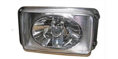 MERCEDES ACTROS AXOR MP1 HALOGEN LEWY