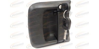 MAN TGX TGL TGS OUTSIDE HANDLE WITH OUT LOCK LH