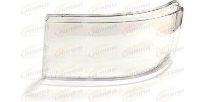 SCANIA S,R,G,P 16- HEADLAMP GLASS LEFT