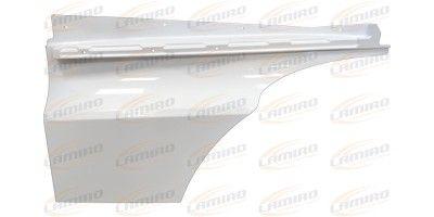 MERC MP4 960 DOOR EXTENSION LEFT WHITE