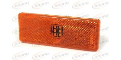 MERCEDES ACTROS ATEGO SIDE MARKER LIGHT LED