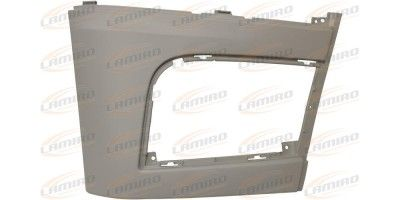 MERC ACTROS MP4  BUMPER RIGHT(LOWER, PRIMER)