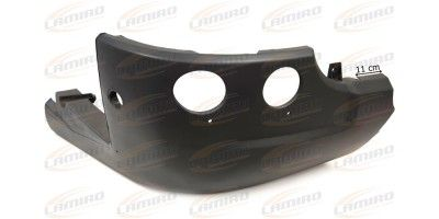 SCANIA 6 2010- FRONT BUMPER RIGHT (wide spacing)