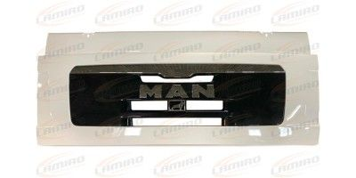 MAN TGL NT 08- FRONT PANEL WITH GRILL