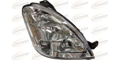 IVECO DAILY 06-14 HEADLIGHT RIGHT SIDE