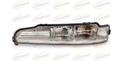 MERC ATEGO MP4 BLINKER LAMP LH