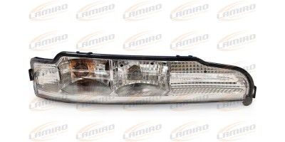 MERC ATEGO MP4 BLINKER LAMP RH