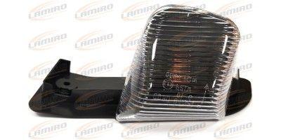 IVECO STRALIS/TRAKKER 12- BLINKER LAMP LH WHITE