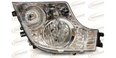 MERC ACTROS MP4 HEADLAMP RIGHT with day lamp