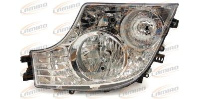 MERC ACTROS MP4 HEADLAMP LEFT with day lamp
