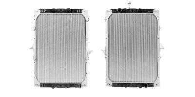 DAF XF95 95XF WATER COOLER