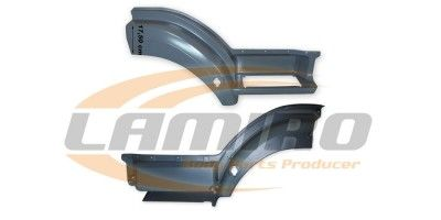 MERC AXOR/ATEGO FOOTSTEP UPPER RIGHT WIDE FENDER OE
