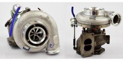 Turbocharger MERCEDES ACTROS ANTOS AROCS EURO 5