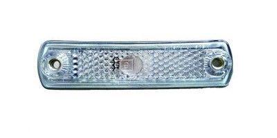 MAN F90 F2000 LAMPA OBRYSOWA BIALA 100x26