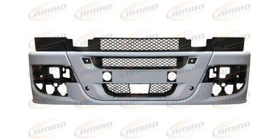 IVECO STRALIS AS 07- FRONT BUMPER WITH HOLE TO RADAR