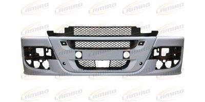 IVECO STRALIS AT/AD 07- FRONT BUMPER WITH HOLE TO RADAR