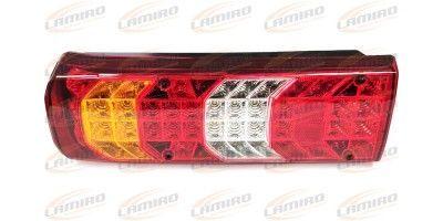 MERC ACTROS MP4 REAR TAIL LAMP LH LED