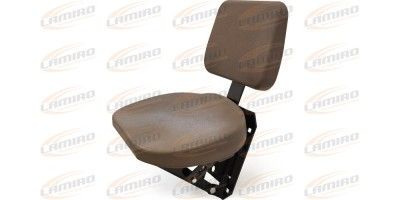 JOHN DEERE SERIES 6000/7000 PASSENGER SEAT