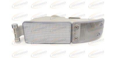 MAN TGL,TGM FRONT BLINKER LAMP WHITE W/O FOG LAMP LH