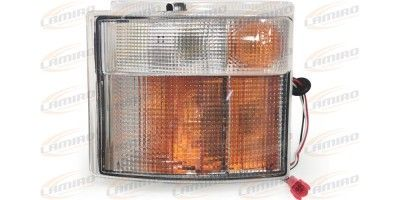 SCANIA 4 , 5 , 6 BLINKER LAMP LEFT WITH WIRES