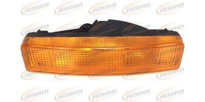 SCANIA CR/CP SUN VISOR LAMP AMBER
