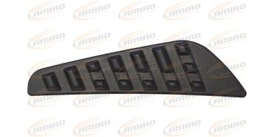 MERCEDES ACTROS MP4 WIDENING FOOT PLATE LH