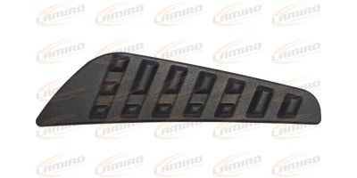 MERCEDES ACTROS MP4 WIDENING FOOT PLATE RH